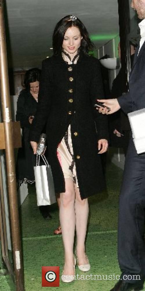 Sophie Ellis-Bextor Blackberry summer party held at the...