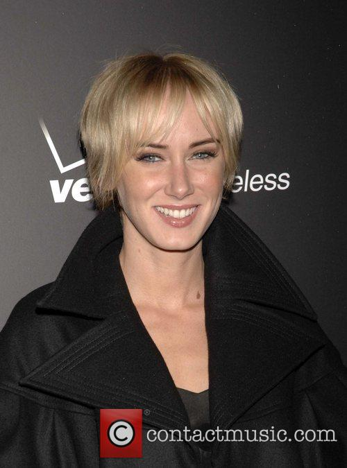 Kimberly Stewart Launch Party for the new Blackberry...