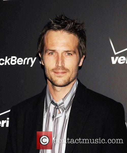 Michael Vartan Launch Party for the new Blackberry...