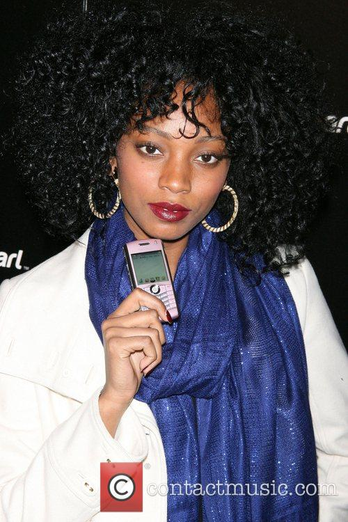Launch party for the new Blackberry Pearl 8130...
