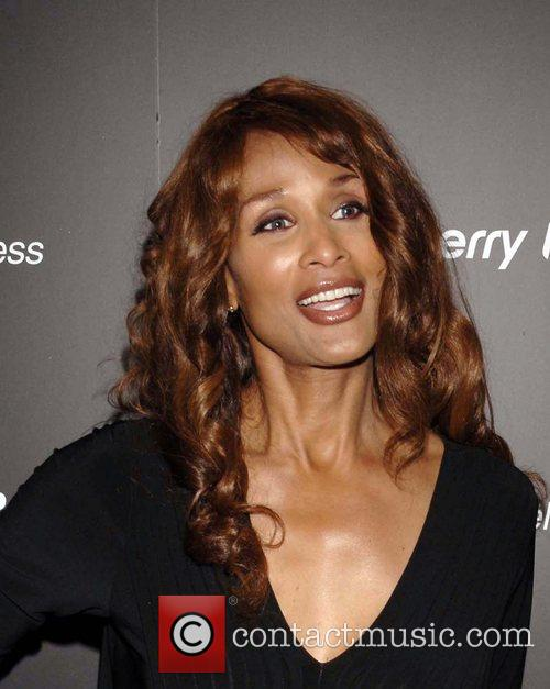 Beverly Johnson Launch Party for the new Blackberry...