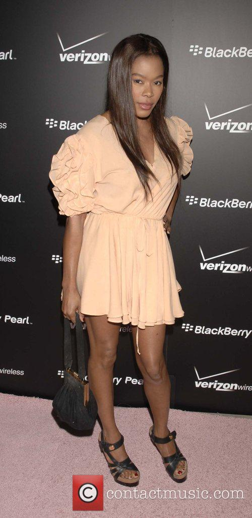 Golden Brooks Launch Party for the new Blackberry...