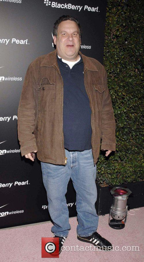 Jeff Garlin Launch Party for the new Blackberry...