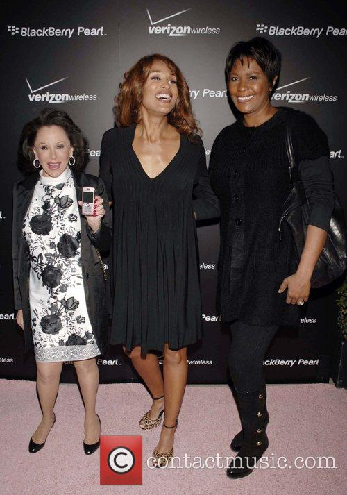 Nikki Haskel, Beverly Johnson, Guest Launch Party for...