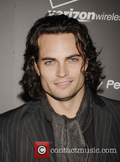 Scott Elrod Launch Party for the new Blackberry...