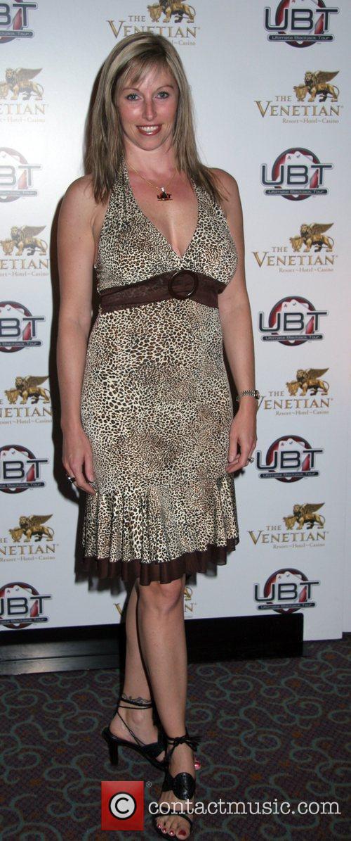 Monica Reeves The Venetian UBT Classic Tournament Reception...