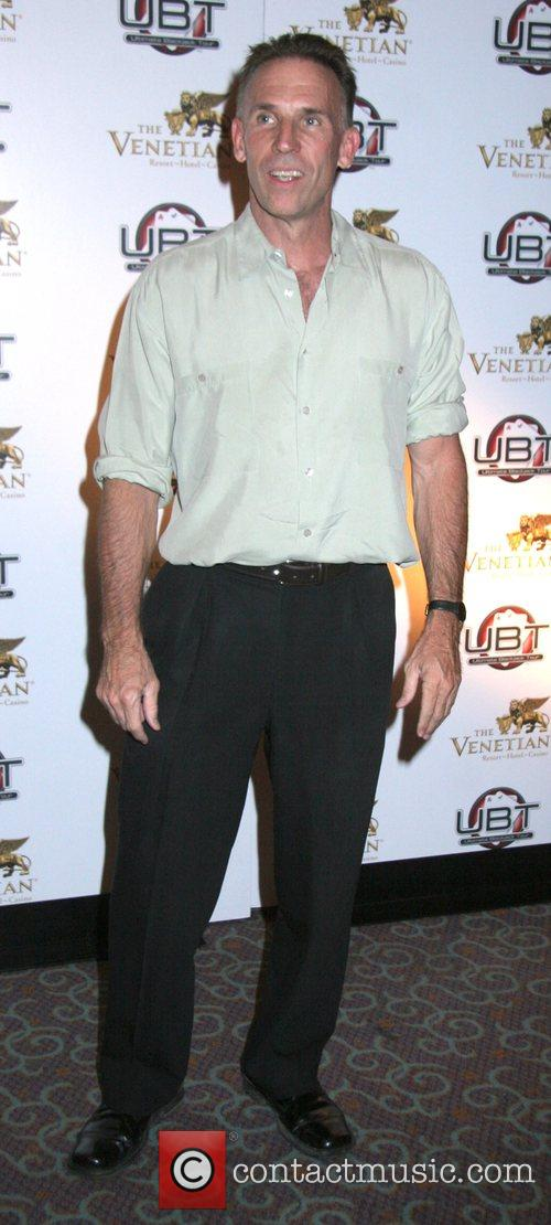 Anthony Curtis The Venetian UBT Classic Tournament Reception...