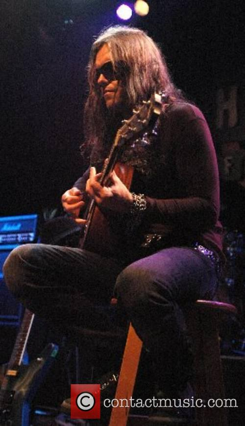 Jason Todd (Shinedown) Dimebag Darrell's Blacktooth Grin Party...