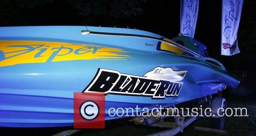 Blade Run Power Boat race from London to...