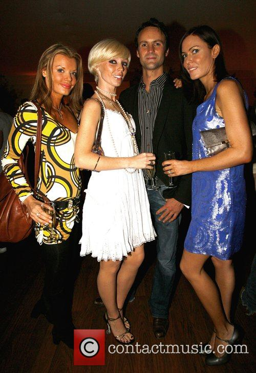 Rissy Mitchell, Charlotte Dutton, Linzi Stoppard and Duncan...