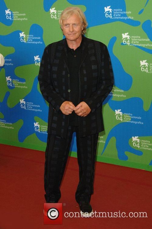 Rutger Hauer 64th Venice Film Festival - Day...