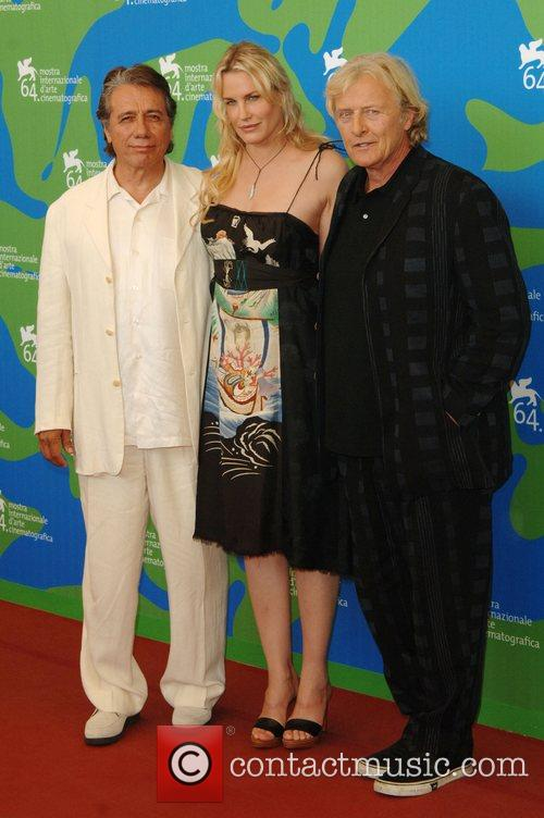 Edward James Olmos, Daryl Hannah  and Rutger...