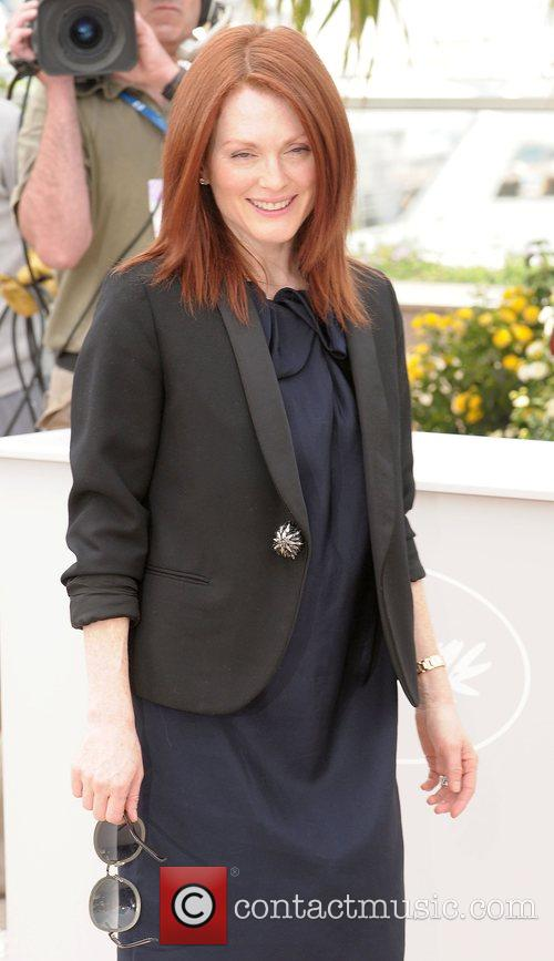 Julianne Moore, Cannes Film Festival, 2008 Cannes Film Festival