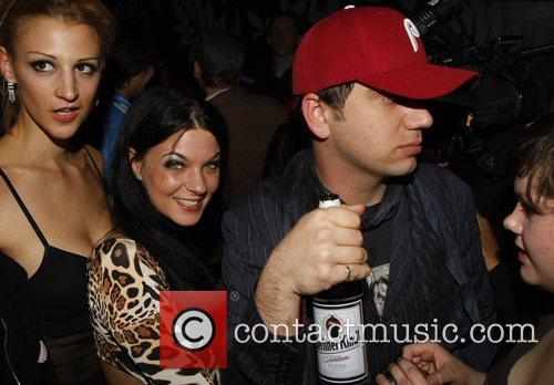 Leonie, Jimmy Pop Ali of Bloodhound Gang at...