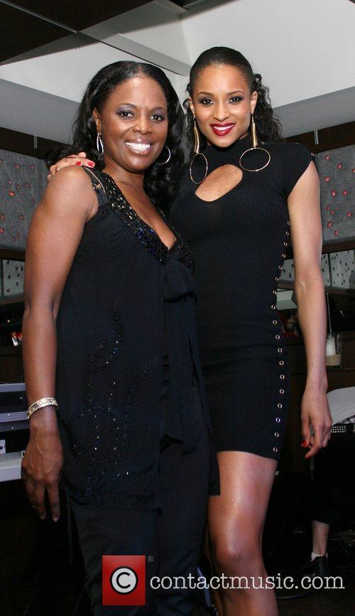Catherine Brewton and Ciara U.S. performing rights organization...