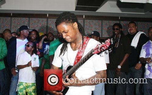 Lil' Wayne U.S. performing rights organization BMI presents...