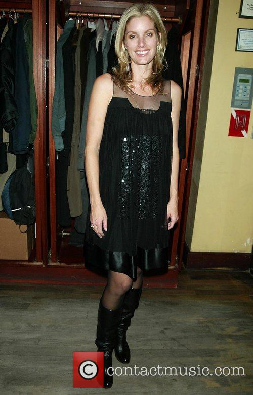 Dawn Radenbaugh-Eason Opening Night after party for Bo...