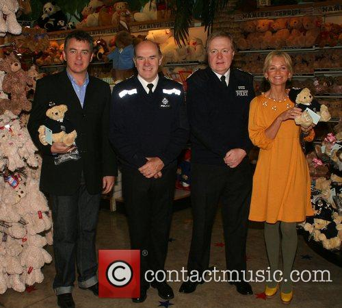 Bobby Bear Launch at Hamleys in aid of...