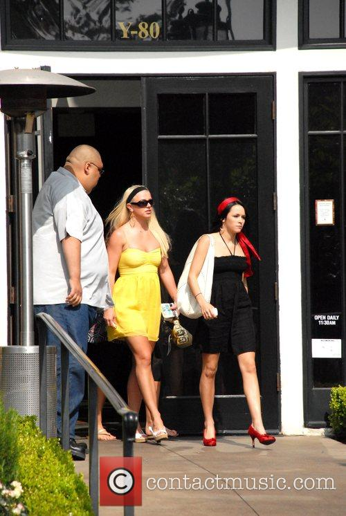 Britney Spears, Gloria Allred and Kevin Federline 7
