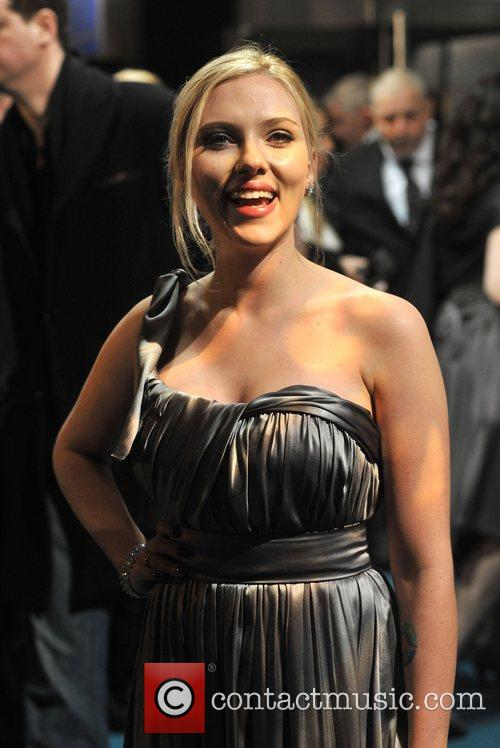 Scarlett Johansson The UK premiere of 'The Other...