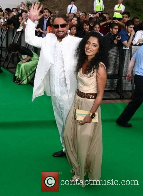 Kabir Bedi IIFA Bollywood Awards at the Hallam...