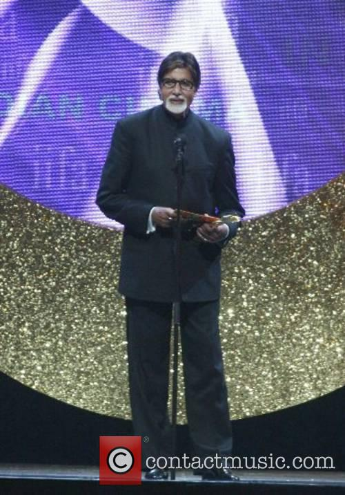 Amitabh Bachchan Indian International Film Awards (Bollywood Oscars)...