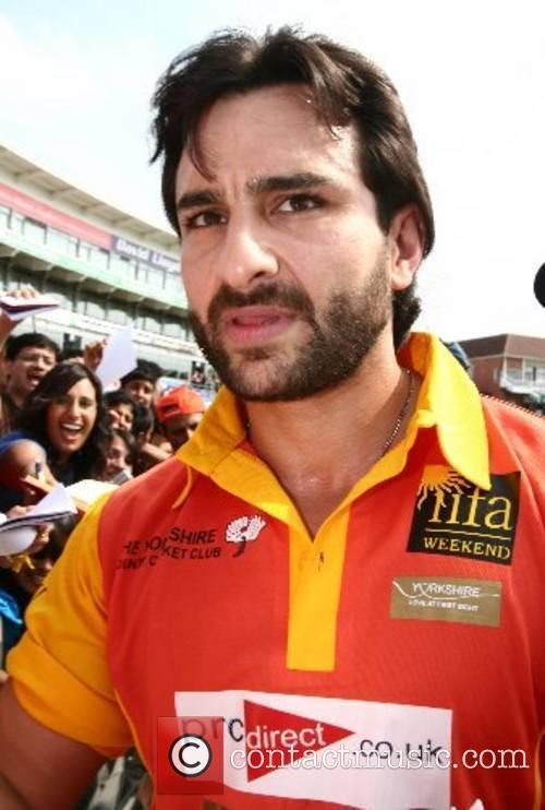 Emraan Hashmi The IIFA Foundation Charity Celebrity Cricket...