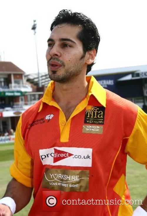 The IIFA Foundation Charity Celebrity Cricket Match held...