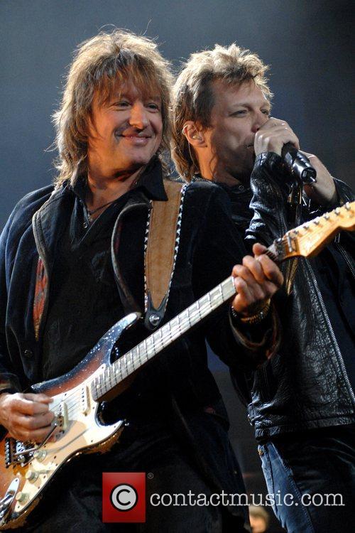 Richie Sambora, Bon Jovi and Jon Bon Jovi 2
