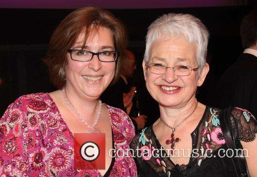 Jacqueline Wilson and Guest Galaxy British Book Awards...