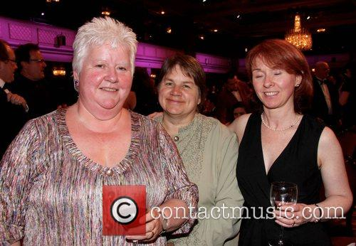 Val McDermid and Guest Galaxy British Book Awards...