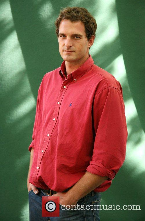Broadcaster and author Dan Snow attends Edinburgh Book...