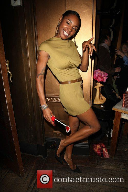 Christiana Spens 'The Wrecking Ball' book launch party...