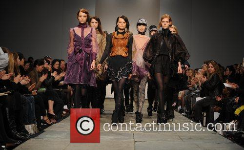 London Fashion Week Autumn/Winter 2008 - Bora Aksu...