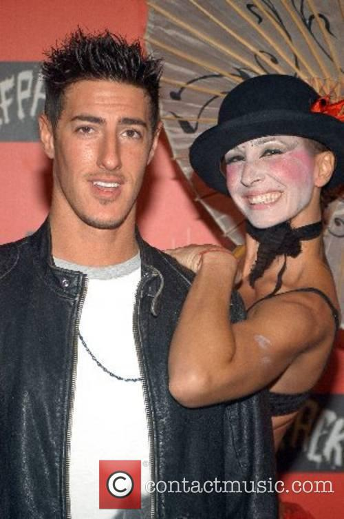 Eric Balfour Launch party for Wes Borland's new...