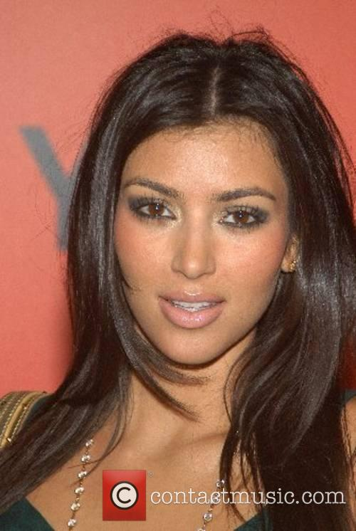 Kim Kardashian Launch party for Wes Borland's new...