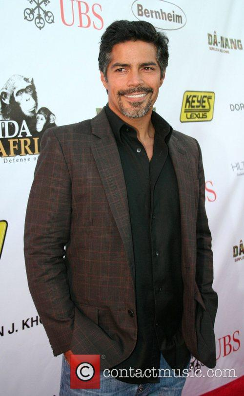 Esai Morales Born to be Wild, a benefit...