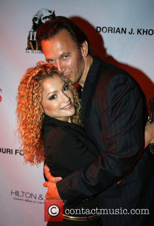 Steve Valentine and Sylvia DeMarco Born to be...