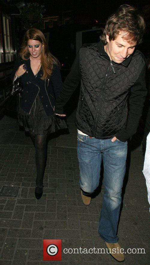 Princess Beatrice and Dave Clarke 14