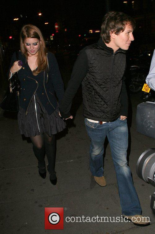 Princess Beatrice and Dave Clarke 10