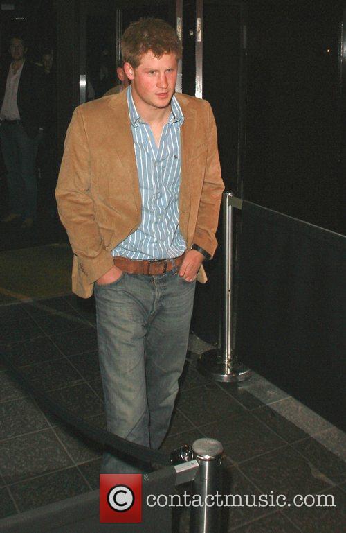 Prince Harry, Boujis