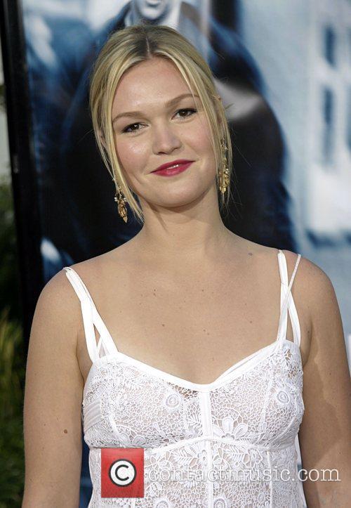 Julia Stiles 'The Bourne Ultimatum' World Premiere held...