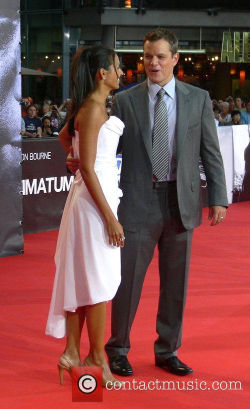 Matt Damon and Edgar Ramirez 4