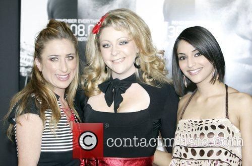 Diane Ahnaid, Lil Mama and Asha Kuerten...