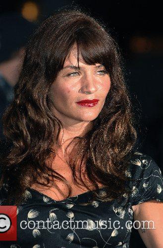 The UK film premiere of 'The Bourne Ultimatum'...