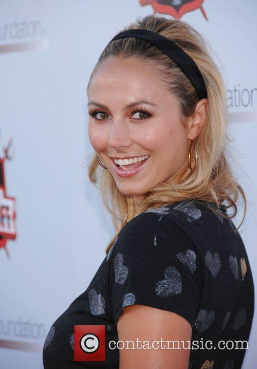 Stacy Keibler The 1st Annual Celebrity Bowlling Night...