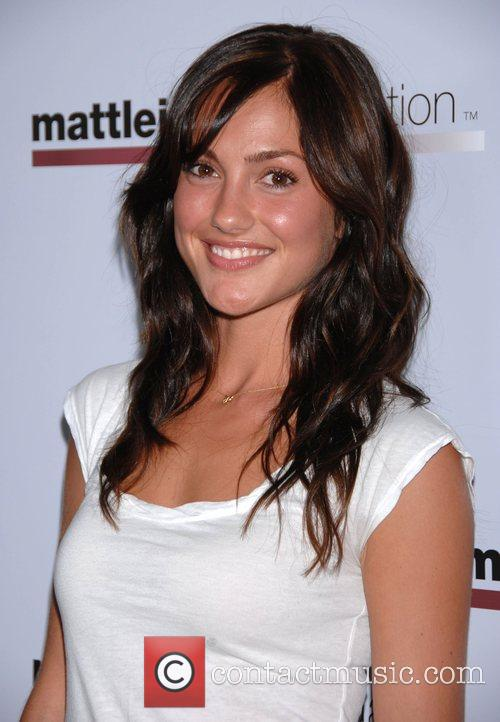 Minka Kelly The 1st Annual Celebrity Bowlling Night...