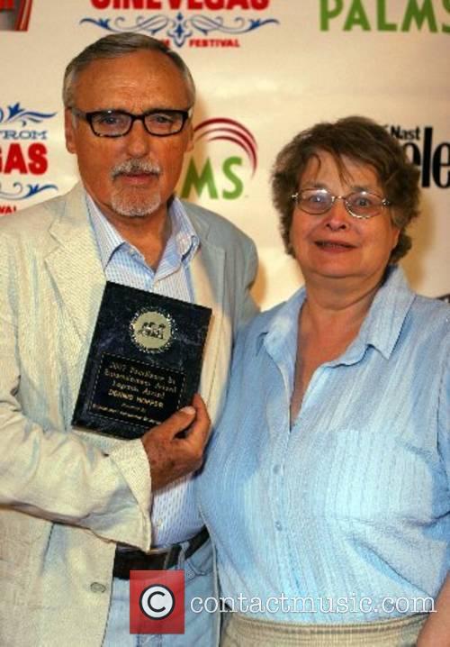 Zillah Matulonis, Entertainment Consumers Exchange, presents Dennis Hopper...