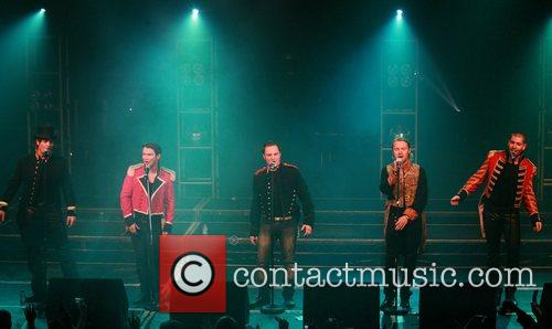 Performing live in concert at G-A-Y at the...