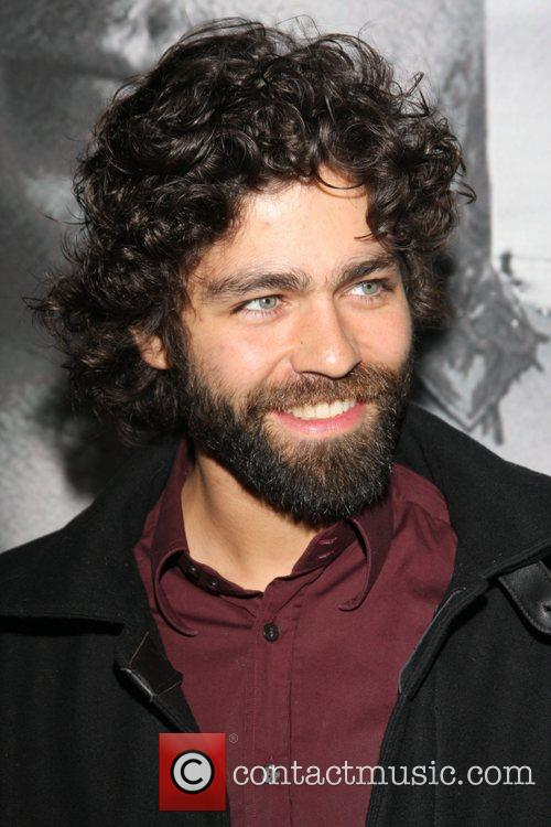 Adrian Grenier LA premiere of 'Bra Boys' held...